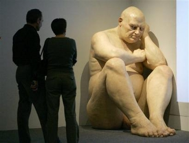 Ron Mueck, Big Man
